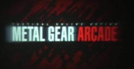 Metal Gear Arcade: E3 09: Conferencia