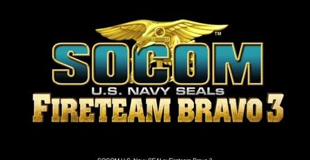 SOCOM: U.S. Navy SEALs Fireteam Bravo 3: E3 09: Trailer