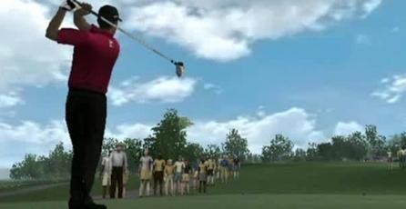 Tiger Woods PGA TOUR 10: Lanzamiento en Wii