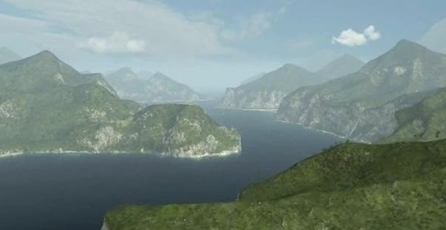 Battlestations: Pacific: Volcano Map Pack