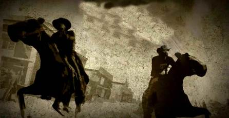 Call of Juarez: Bound in Blood: Cabalgar