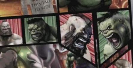 Marvel vs. Capcom 2: Hulk vs Zangief