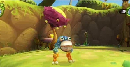 Spore Hero: Trailer