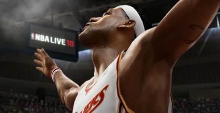 NBA Live 10: Debut
