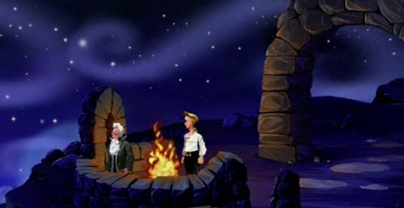 The Secret of Monkey Island: Special Edition: The Secret of Monkey Island