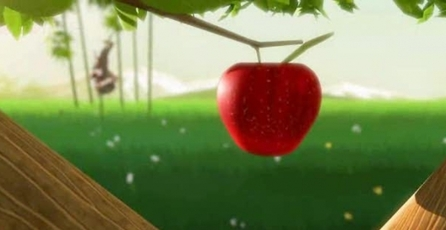 Mini Ninjas: Shun y la manzana