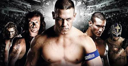 WWE Smackdown vs. Raw 2010: Es tu mundo