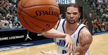 NBA Live 10: Demo trailer