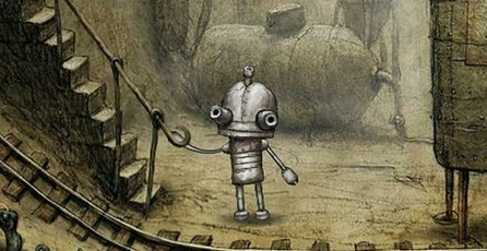 Machinarium: Trailer