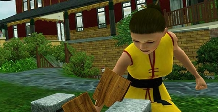 The Sims 3: World Adventures: China