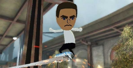 Tony Hawk Ride: Usa tu Mii