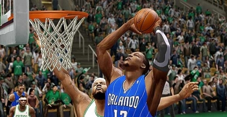 NBA Live 10: El Lanzamiento