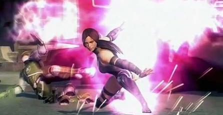 Marvel: Ultimate Alliance 2: Psylocke