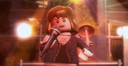 LEGO Rock Band: Construye y rockea