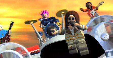 LEGO Rock Band: Intro