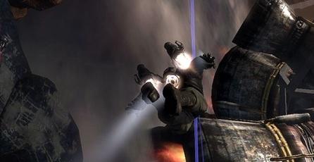 Dark Void: Acrobacias aéreas