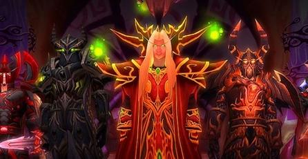 World of Warcraft: Razas y clases