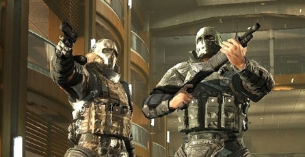 Army of Two: The 40th Day: El intro