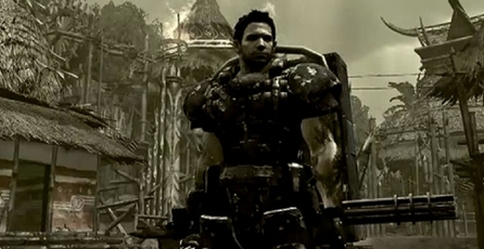 Resident Evil 5: Heavy Metal Chris
