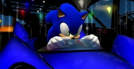 Sonic & Sega All-Stars Racing: La navidad
