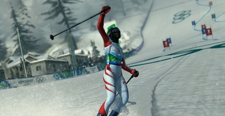 Vancouver 2010 - The Official Video Game of the Olympic Winter Games: Velocidad y altura