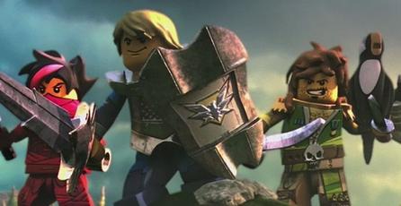 LEGO Universe: El debut