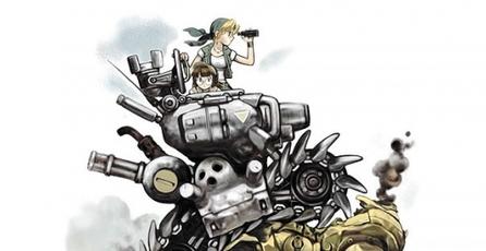 Metal Slug XX: Está de vuelta