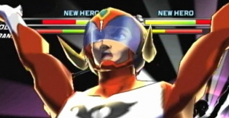 Tatsunoko vs. Capcom: Ultimate All Stars: Frank y Roll vs Doronjo y Polymar