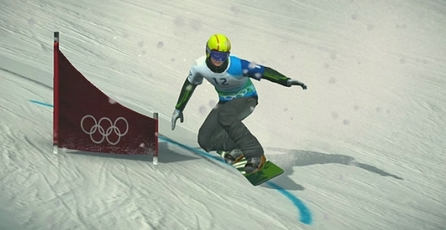 Vancouver 2010 - The Official Video Game of the Olympic Winter Games: Downhill y Slalom