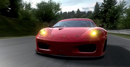 Need for Speed: Shift: Ferrari Racing Series
