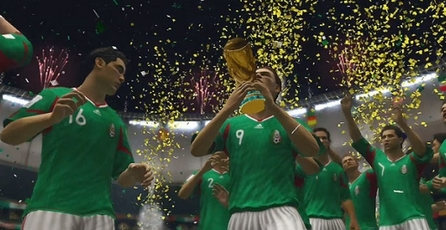 2010 FIFA World Cup South Africa: Vive el mundial