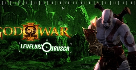 God of War III: LEVEL UP Busca