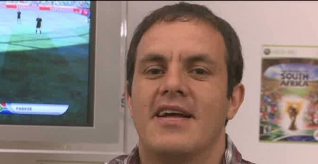 2010 FIFA World Cup South Africa: Cuahtemoc Blanco habla sobre FIFA