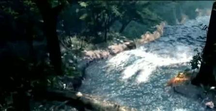 Lost Planet 2: Los entornos