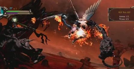 Dante's Inferno: Trials of St. Lucia: Santa Lucia