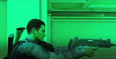 Alpha Protocol: Michael Gordon