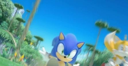 Sonic Colors: El anuncio