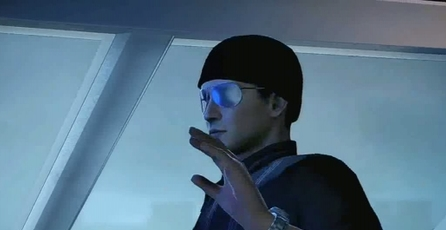 Alpha Protocol: Sharp dressed man