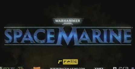 Warhammer 40,000: Space Marine: Trailer de E3 2010