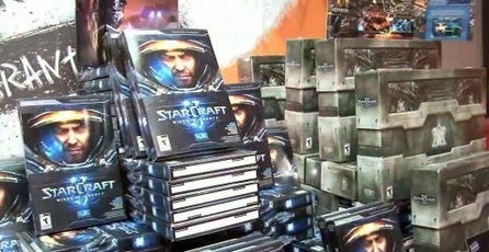 StarCraft II: Wings of Liberty: Venta nocturna