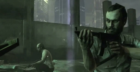 Kane & Lynch 2: Dog Days: Co-op