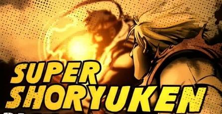 Super Street Fighter IV: Super Shoryuken Pack