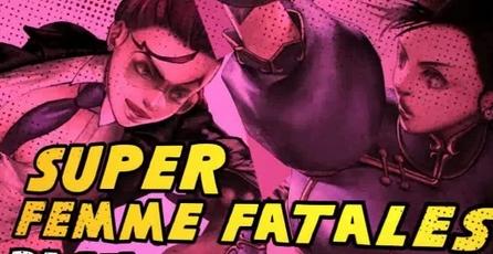 Super Street Fighter IV: Super Femme Fatales Pack