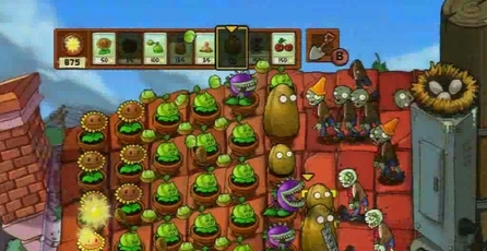 Plants vs. Zombies: Video Review
