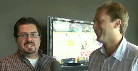 NBA 2K11: Entrevista con Phil McDaniel