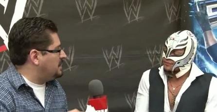 WWE SmackDown vs. Raw 2011: Entrevista con Rey Mysterio