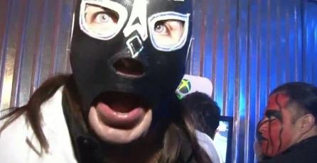 Lucha Libre AAA: Heroes Del Ring: Fiesta de lanzamiento