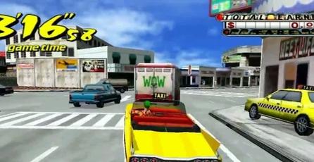 Crazy Taxi: Nuevo trailer