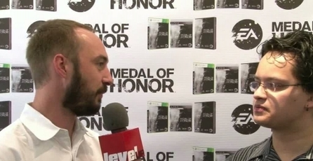 Medal of Honor: Entrevista con Jim Ferris