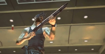 Dead Rising 2: Soldier of Fortune DLC